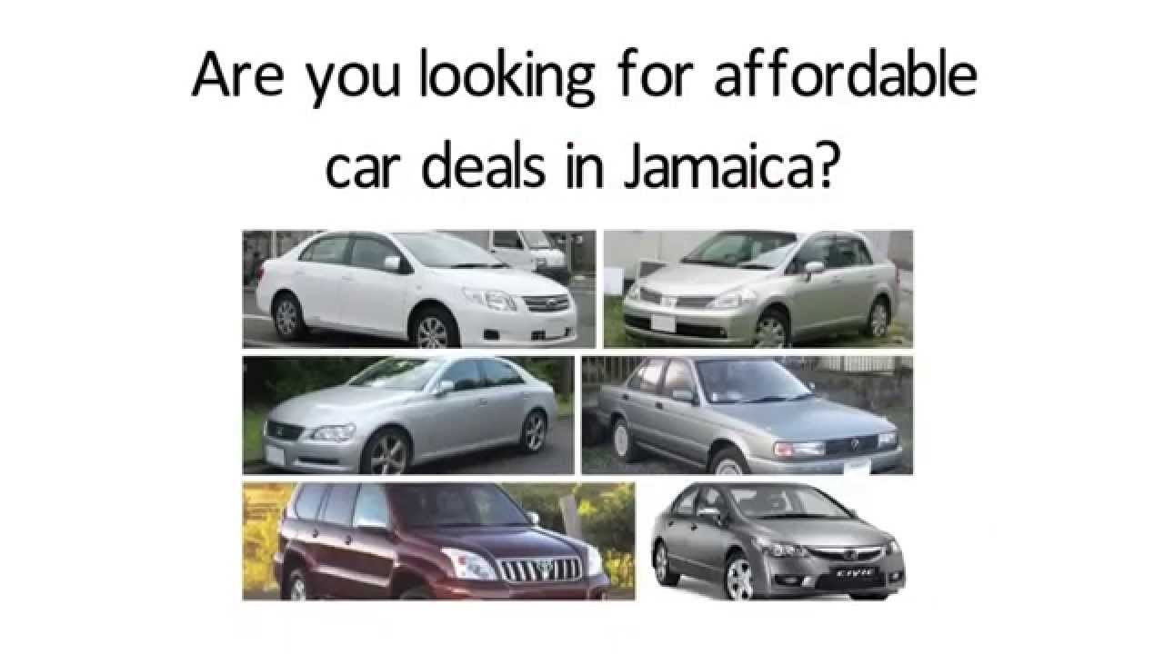 Cars For Sale In Jamaica Affordable Car Deals Youtube
