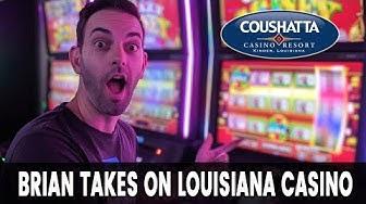 🔴 LIVE from Coushatta Casino 🎰 Louisiana Slot Machines