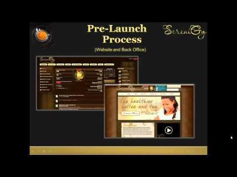 SereniGy International Opportunity Pre-Launch Video