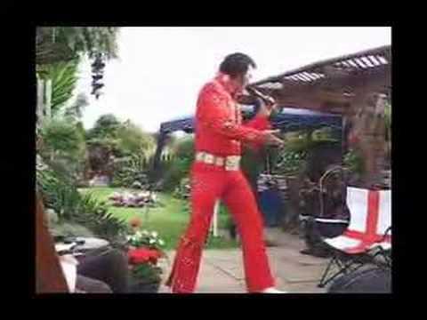 Joan meets Elvis
