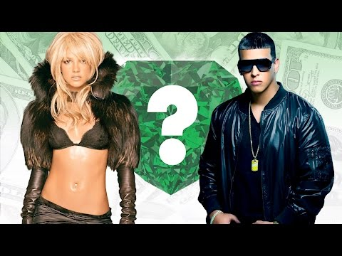 WHO'S RICHER? - Britney Spears or Daddy Yankee? - Net Worth Revealed!