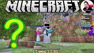 Elmas Kılıçlı Takleji | Minecraft Türkçe Hunger Games | Bölüm 41
