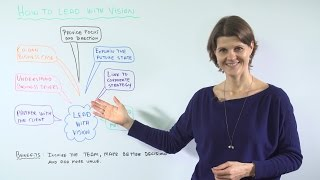 How to Lead with Vision - Leadership Training
