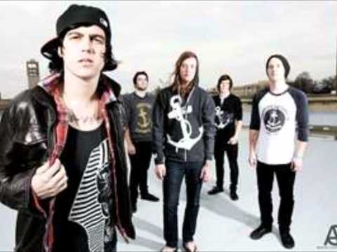Sleeping With Sirens- Stomach Tied In Knots PITCH LOWERED