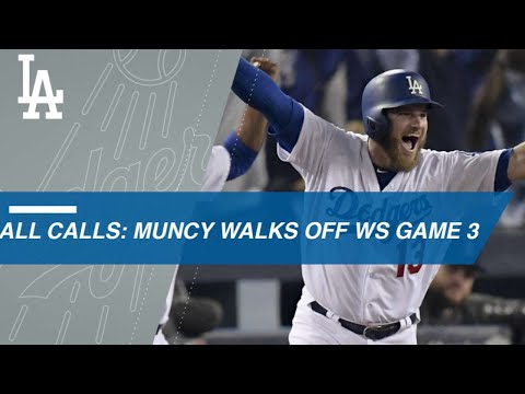 International calls of Muncy's Game 3 walk-off HR