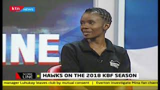 Hawks on the 2018 KBF season - Scoreline