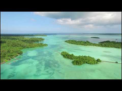 Liya, Wangi-Wangi island, WaKaToBi, southeast  Sulawesi, Indonesia
