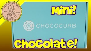 Chococurb Mini Chocolate Monthly Subscription Box