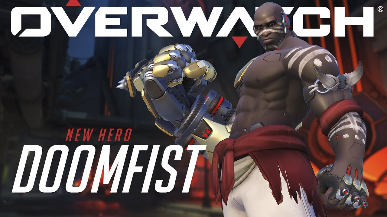 Overwatch - Doomfist Trailer