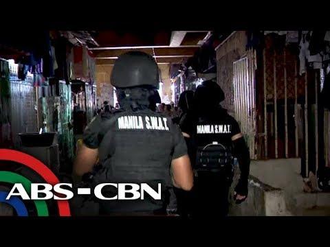 Umano'y Lider Ng Sindikato Sa Tondo Patay Sa Engkuwentro | TV Patrol