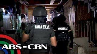 Umano'y lider ng sindikato sa Tondo patay sa engkuwentro   TV Patrol