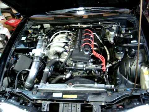 Supercharged 240sx ka24de 2