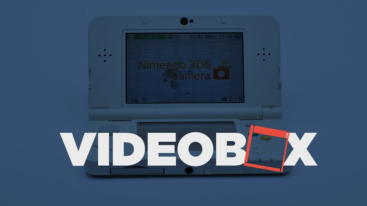 5c6982f9b New Nintendo 3DS & New Nintendo 3DS XL - Hrej.cz