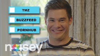 Adam Devine On Ska Music, Weed, and Jerking Off