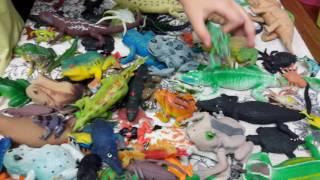 Игрушки Лягушки Макси и Ко, Гекконы, Насекомые, Лизуны, и другие резиновые игрушки