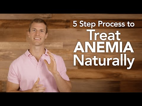 5 Step Process to Treat Anemia Naturally