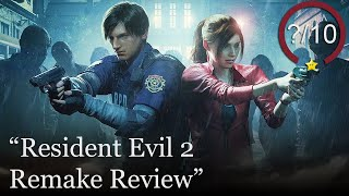 Resident Evil 2 Remake Review [PS4, Xbox One, & PC] (Video Game Video Review)