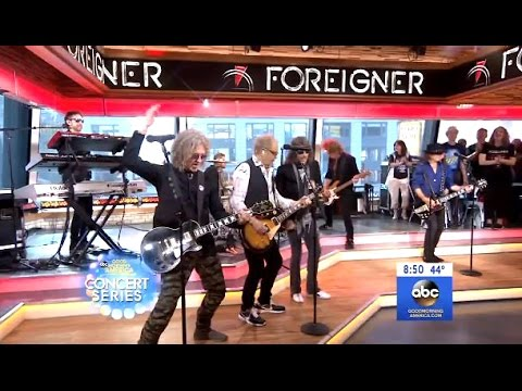 Download Foreigner - Performs Feels Like The First Time - GMA