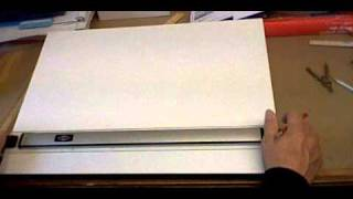 Drafting Board And Parallel Bar Introduction