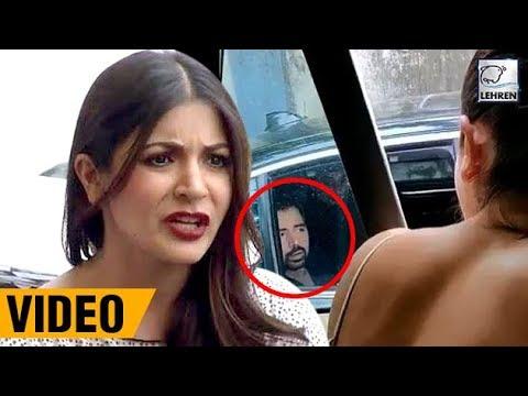 Anushka Sharma SCOLDS Man For Littering On The Road, Virat Kohli Slams Trolls | LehrenTV