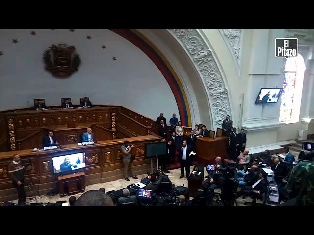 José Brito hizo mención a presuntos vínculos corruptos del Gobierno de Nicolás Maduro