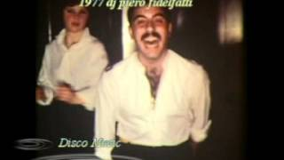 Discoteca Cichito 1977 - the danzante - dj Piero Fidelfatti