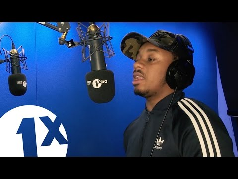 SNE performs for P Montana & Sian Anderson for BBC Radio 1Xtra