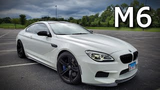 2017 BMW M6 Competition DCT: 600HP Luxury Cruiser!