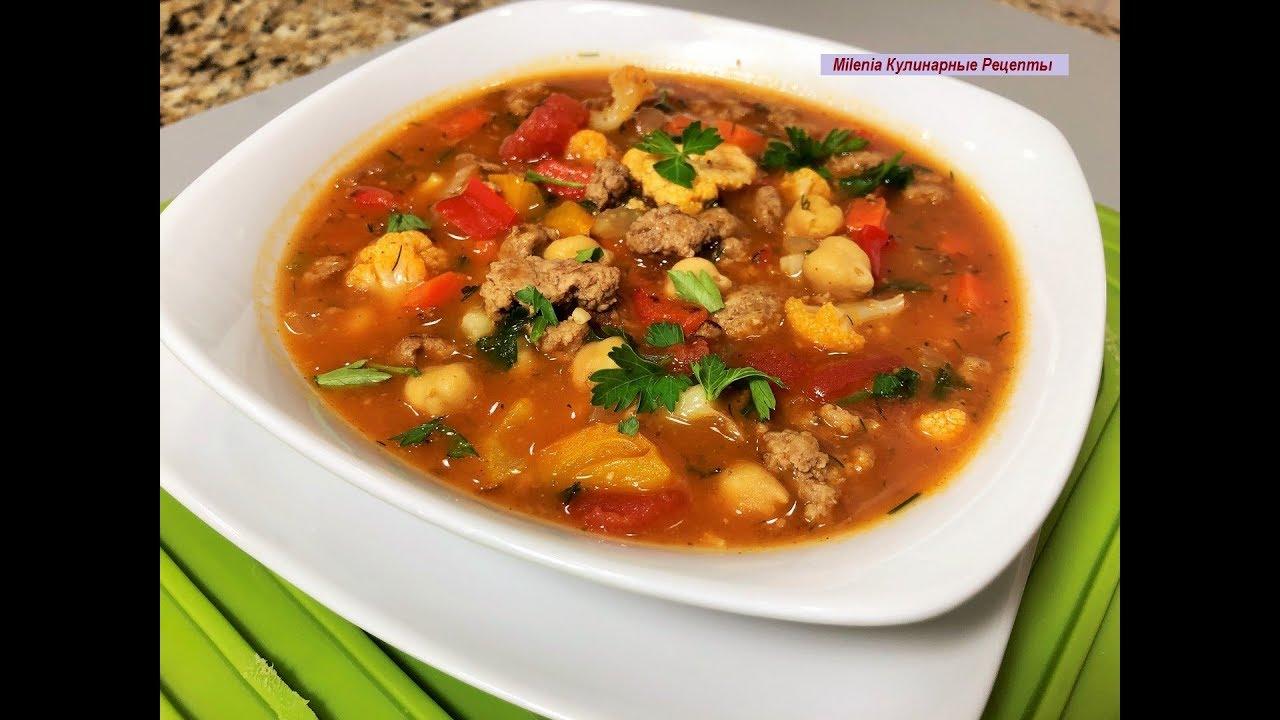 легкий суп на ужин