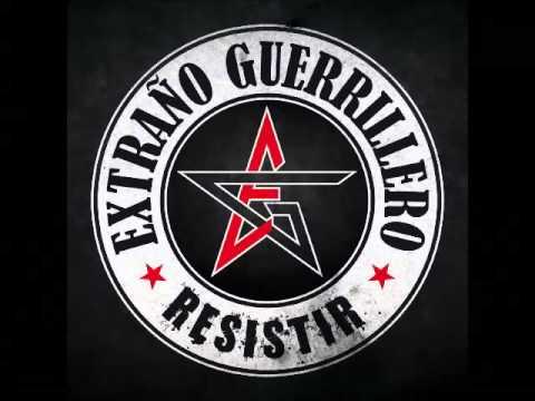 "Extraño Guerrillero Punk HxC - ""Resistir"" (2012) [Disco Completo]"