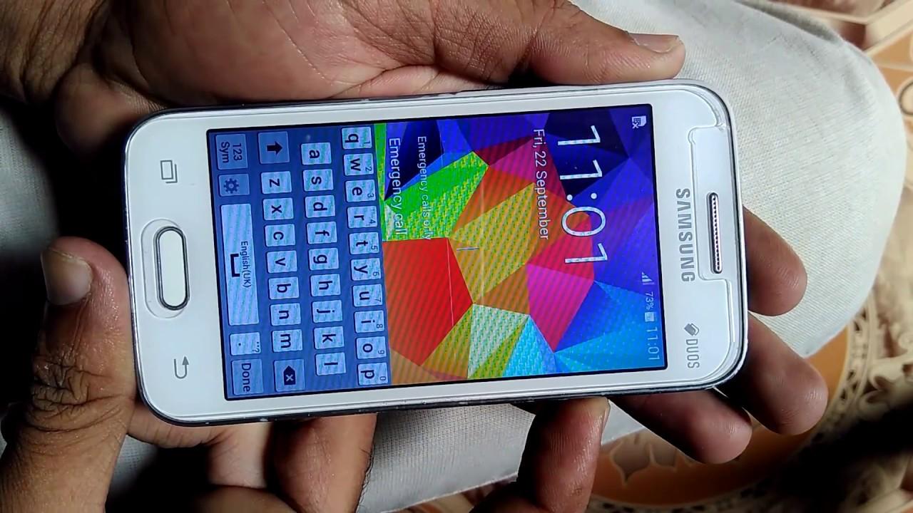 Samsung Galaxy Ace NXT G313H remove pattern lock //break password by  tikfortok