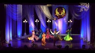 Юбилейный гала-концерт «Нам 90» дуэт Нинон и Марселя из оперетты И.Кальмана «Фиалка Монмартра»