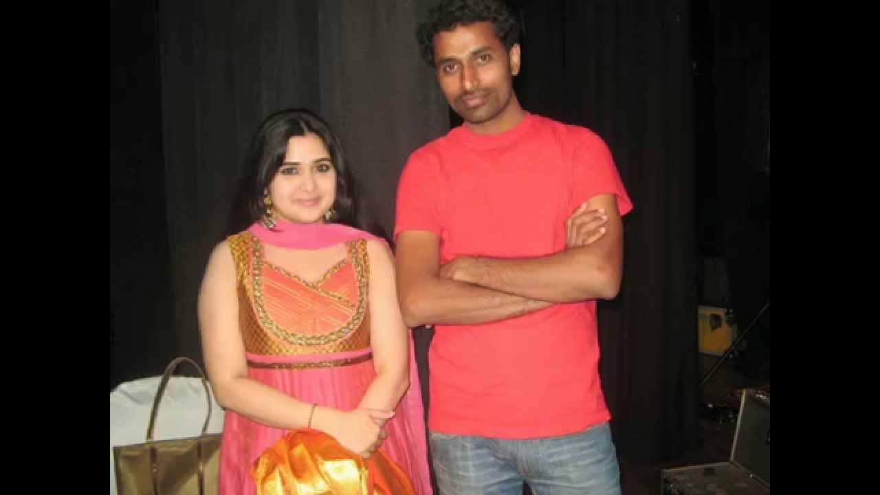 Shivarudra Naik With Anupama Anchor Udaya Tv Youtube