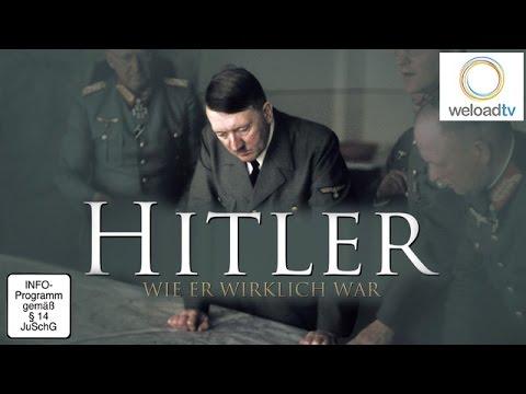 Adolf Hitler - Wie er wirklich war Dokumentation | deutsch