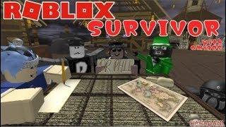 ROBLOX Survivor with amigos