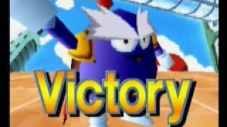 Saturn Bomberman Fight - Battle Victory Videos (1 of 3)