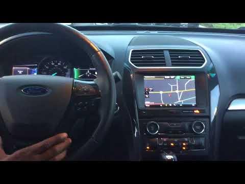 Samuel's Ford Explorer @ Tameron Hyundai in Hoover