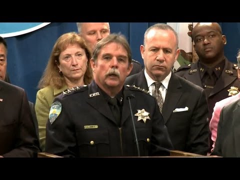 """CA Police Chief: officers use guns """"to intimidate & to show power."""" They have NO defensive purpose."""