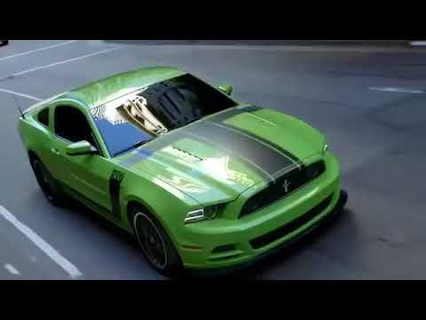 2017 New Ford Mustang Commercial