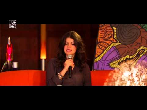 Nikki Yanofsky - Live@Home - Part 2 - Jeepers Creepers, Blessed with Your Curse