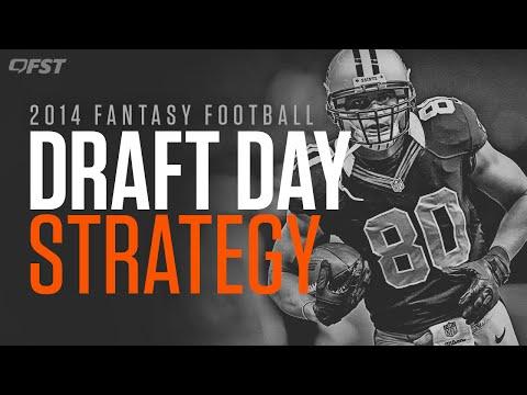 Fantasy Football Draft Day 2014