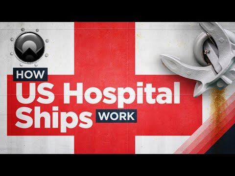 How the US' Hospital Ships Work