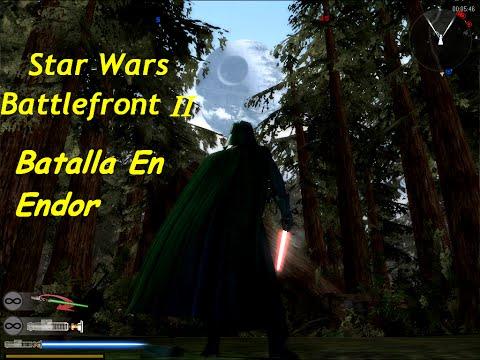 Batalla En Endor: El Planeta de Los Ewoks | Star Wars Battlefront II