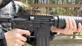 TOP JAPAN ULTIMATE EJECTION BLOWBACK M4A1 AEG