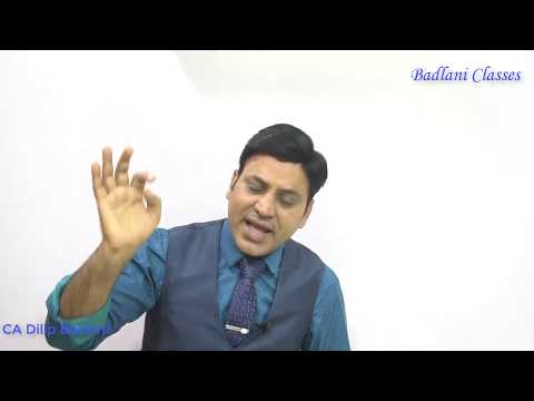GST : Levy & Collection : Practical Questions : lecture 1