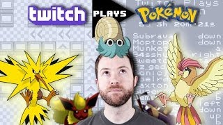 Repeat youtube video Does Twitch Plays Pokemon Give You Hope for Humanity?