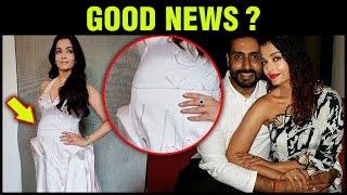 Aishwarya Rai Bachchan PREGNANT AGAIN, Abhishek Bachchan SURPRISE Tweet Makes FANS Wonder?