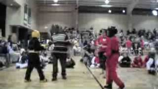 2009 IKC Challenge Saturday, February 28, 2009 Fighting Micah Willi...