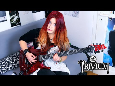 TRIVIUM - Strife [GUITAR COVER] With SOLO 4K | Jassy J