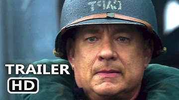 GREYHOUND Trailer (2020) Tom Hanks Drama Movie